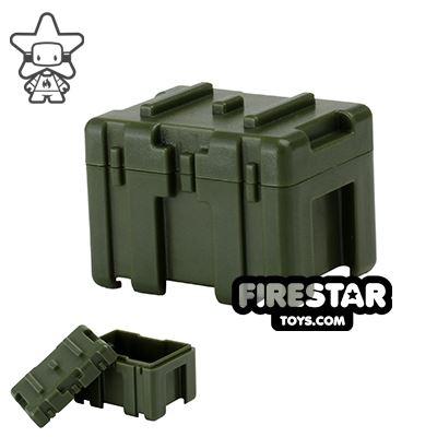 SI-DAN - Transit Case TB206 - Tank Green