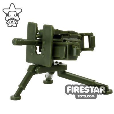 SI-DAN - MK19GL Grenade Launcher with SM3 Tripod - Tank Green