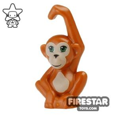 LEGO Animals MinifFigure Baby Orangutan