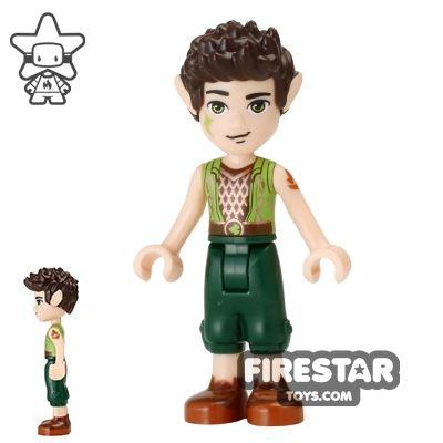 LEGO Elves Mini Figure - Farran Leafshade