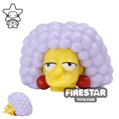LEGO Mini Figure Heads - The Simpsons - Selma