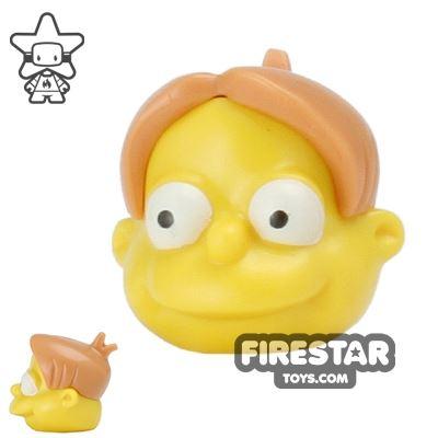 LEGO Mini Figure Heads - The Simpsons - Martin Prince