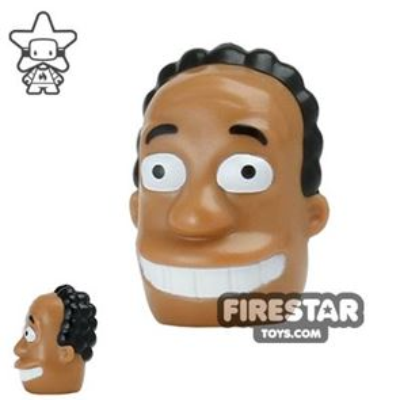 LEGO Mini Figure Heads - The Simpsons - Dr Hibbert