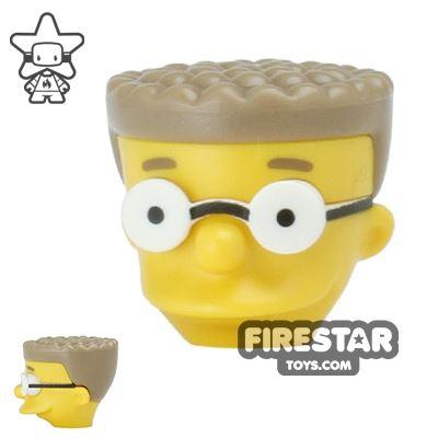 LEGO Mini Figure Heads - The Simpsons - Smithers