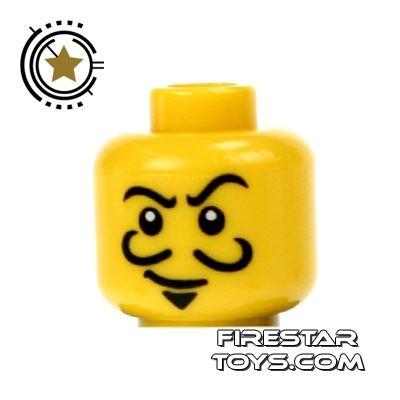 LEGO Mini Figure Heads - Curious