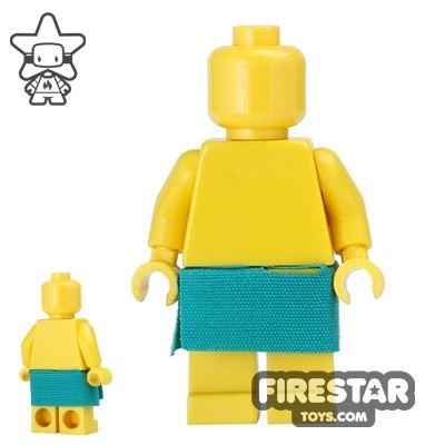 LEGO - Skirt - Dark Turquoise