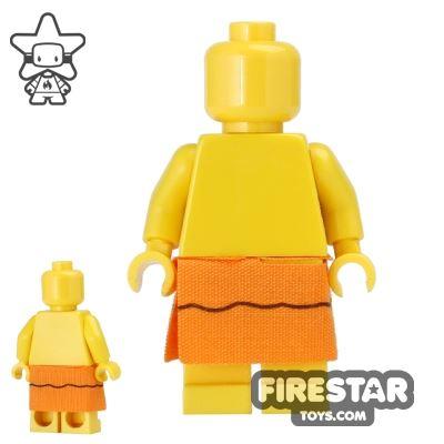 LEGO - Skirt - Orange