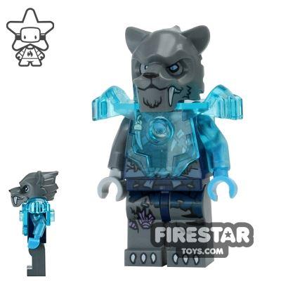 LEGO Legends of Chima Mini Figure - Stealthor - Heavy Armour