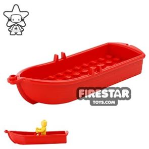 LEGO - Rowing Boat - Red