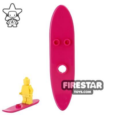 LEGO - Surfboard - Magenta