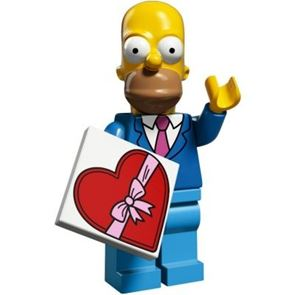 LEGO Minifigures - The Simpsons 2 - Homer