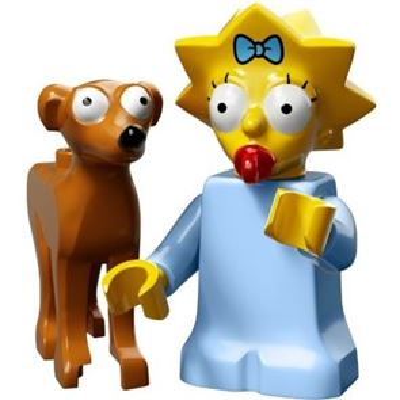 LEGO Minifigures - The Simpsons 2 - Maggie