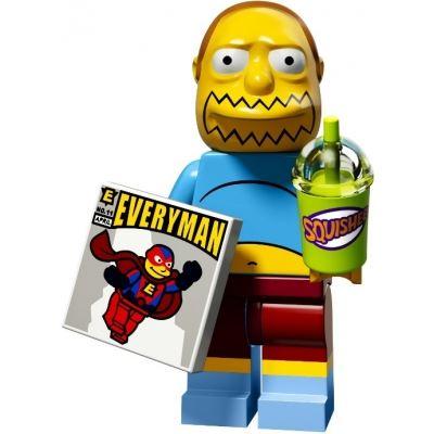 LEGO Minifigures - The Simpsons 2 - Comic Book Guy