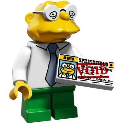 LEGO Minifigures - The Simpsons 2 - Hans Moleman
