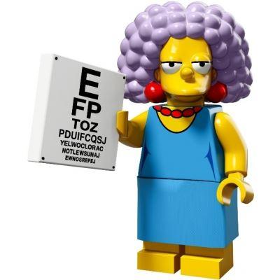 LEGO Minifigures - The Simpsons 2 - Selma