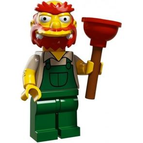 LEGO Minifigures - The Simpsons 2 - Groundskeeper Willie