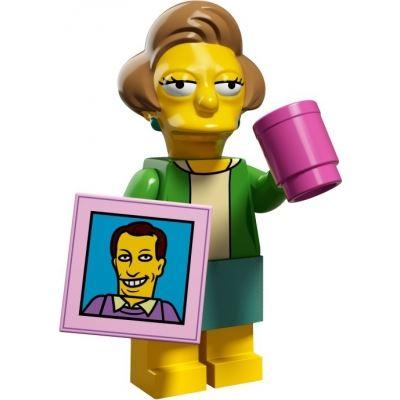 LEGO Minifigures - The Simpsons 2 - Edna Krabappel