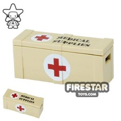 Custom Design - Medical Crate