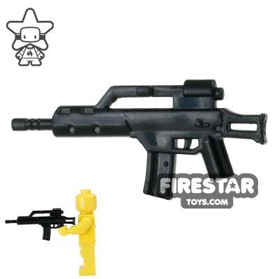 CombatBrick - CB36 Assault Rifle - Black
