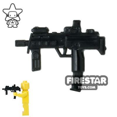 CombatBrick - CB7 Submachine Gun - Black