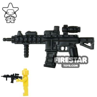 CombatBrick - CB416 SpecOps Assault Rifle - Black