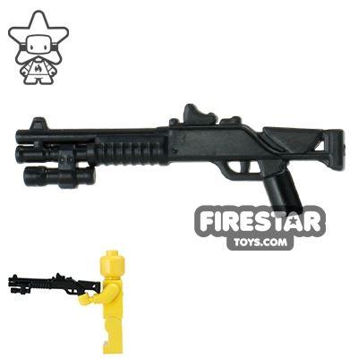 CombatBrick - Special Forces / SWAT Tactical Shotgun - Black