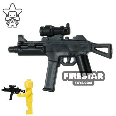 CombatBrick - CB5K Submachine Gun - Black
