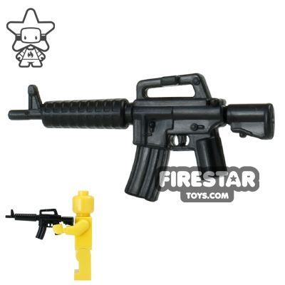 CombatBrick - Special Forces Assault Carbine CB-15 - Black