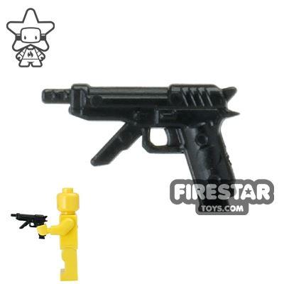 CombatBrick - Automatic Machine Pistol CB-93R - Black