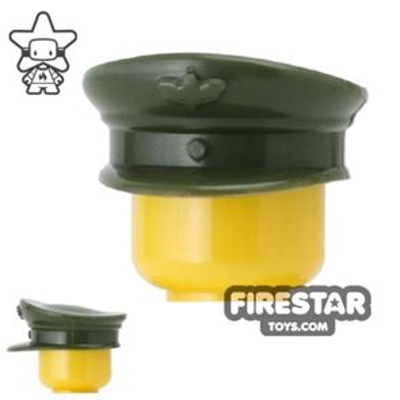 CombatBrick Officer Hat