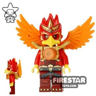 LEGO Legends of Chima Mini Figure - Fluminox