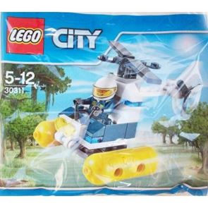LEGO City 30311 - Swamp Police Helicopter
