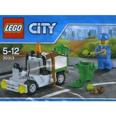 LEGO City 30313 - Garbage Truck