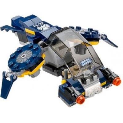 Custom Mini Set - Super Heroes - SHIELD Jet Flyer
