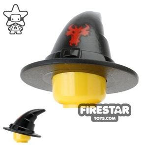 LEGO Wizard Hat with Dragon