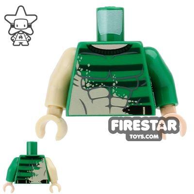 LEGO Mini Figure Torso - Sandman