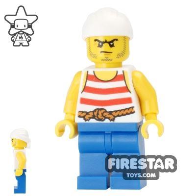 LEGO Pirate Mini Figure - Pirate 9