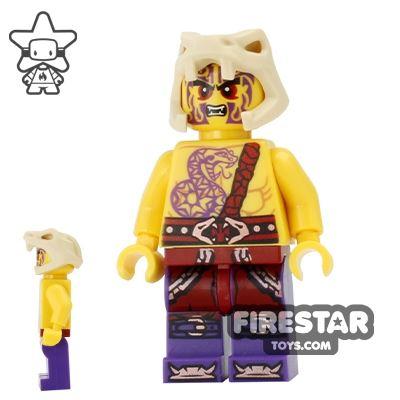 LEGO Ninjago Mini Figure - Chope