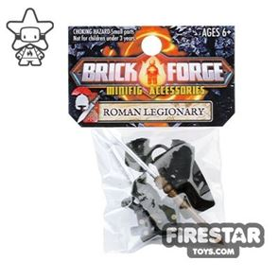 BrickForge Accessory Pack - Roman Legionary - Triarius