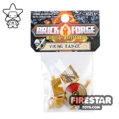 BrickForge Accessory Pack - Viking - Chieftain