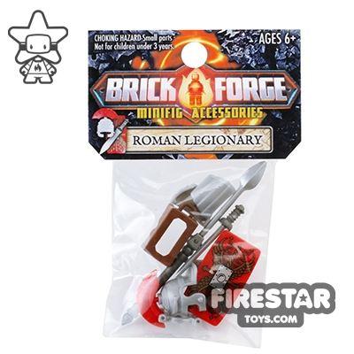 BrickForge Accessory Pack - Roman Legionary - Centurion