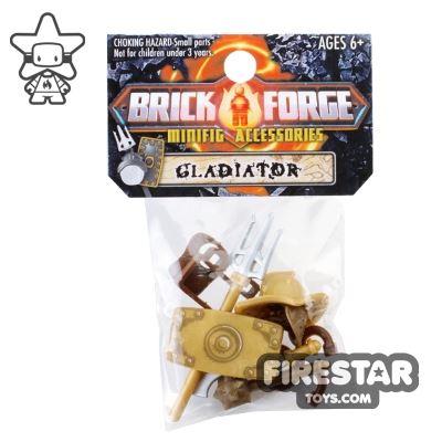 BrickForge Accessory Pack - Gladiator - Provacator