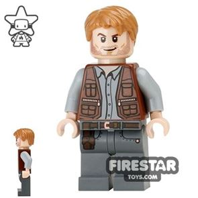 LEGO Jurassic World Figure - Owen