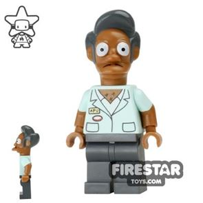 LEGO The Simpsons - Apu with Name Tag