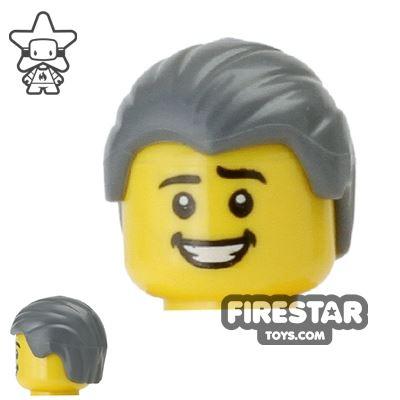 LEGO Hair Swept Back