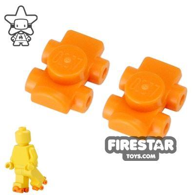 LEGO - Roller Skates - Orange