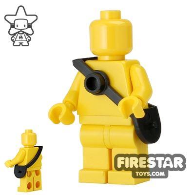 BrickForge - Supply Strap - Black - RIGGED System