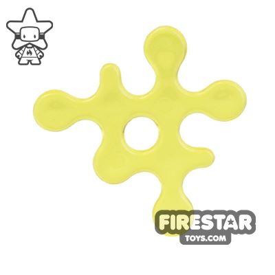 BrickForge - Splat - Trans Yellow