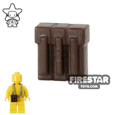 BrickForge - Ammo Pouch - Dark Brown - RIGGED System