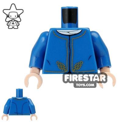 LEGO Mini Figure Torso - Bespin Guard Jacket